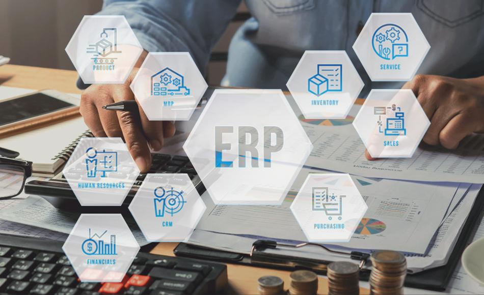 نقش ERP در مدیریت هزینههای سازمانی