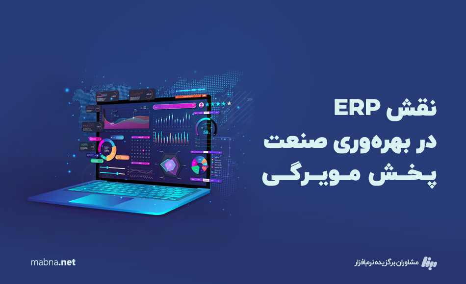 نقش ERP در بهره وری صنعت پخش مویرگی